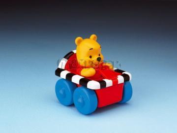 Autíčko s postavičkou - medvídek Pú od Fisher Price N9431