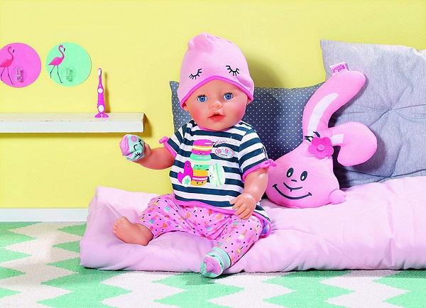 Baby Born Deluxe pyžamko a doplňky 824627