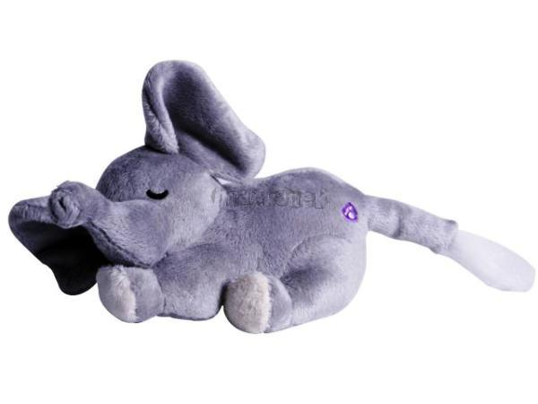 Baby Snugs slon - vrnící