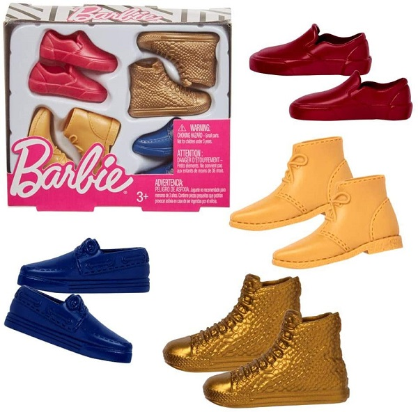 Mattel Barbie boty pro Kena