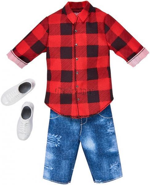 Barbie Kenovy oblečky košile
