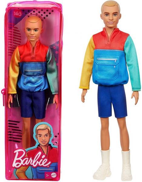 Barbie model Ken s bundou