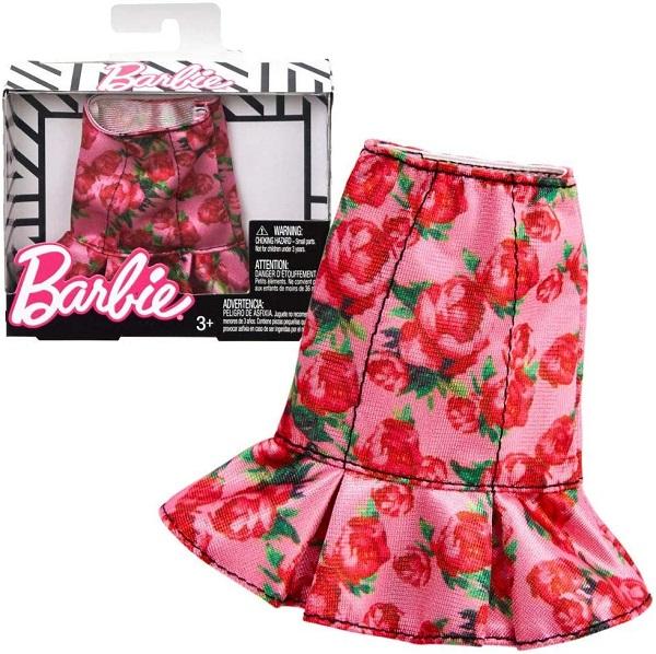 Barbie sukně a kalhoty sukně květ růže