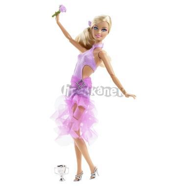 Barbie Tanečnice - panenka z kolekce Mohu být od Mattel