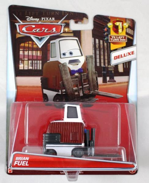 BRIAN FUEL - CARS - model velký 1:55