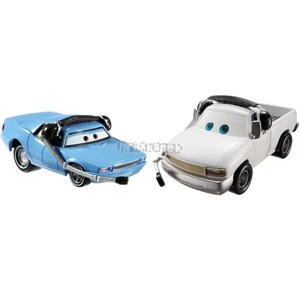 CARS - 2ks kolekce aut - ARTIE & BRIAN FEE CLAMP