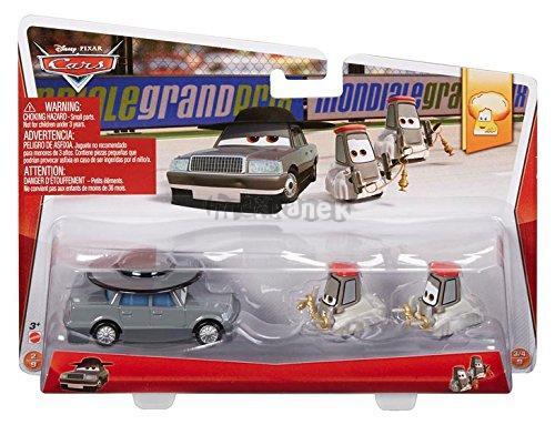 CARS - 2ks kolekce aut - PATER + ANTONIO & ANGELO