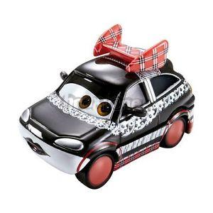 CHISAKI - Filmová autíčka - CARS - Mattel