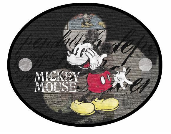 Clona boční Mickey Mouse - Stínítka - 2 ks - MC-SAA-010