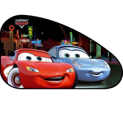 Clona boční šikmá CARS - AUTA 40,5 cm x 67 cm - 2 ks