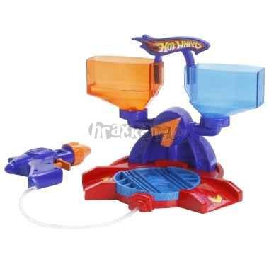 Color Shifters - LAKOVNA - HOT WHEELS hrací set - V0623