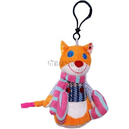 Déglingos Mňaukos - kočka - přívěšek