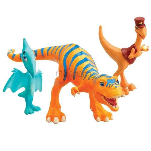 Dino - Collectible Repack 3 Pack (Dolores, Mr Conductor, Shiny)