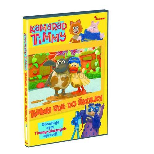 DVD Kamarád Timmy - Timmy jde do školky