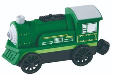Elektrická lokomotiva - zelená - Maxim 50403