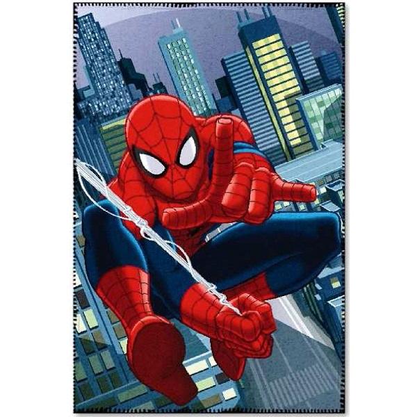 Fleecová deka Spiderman Jump