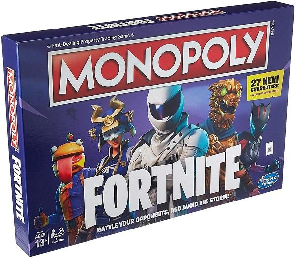 Hasbro Monopoly Fortnite EN