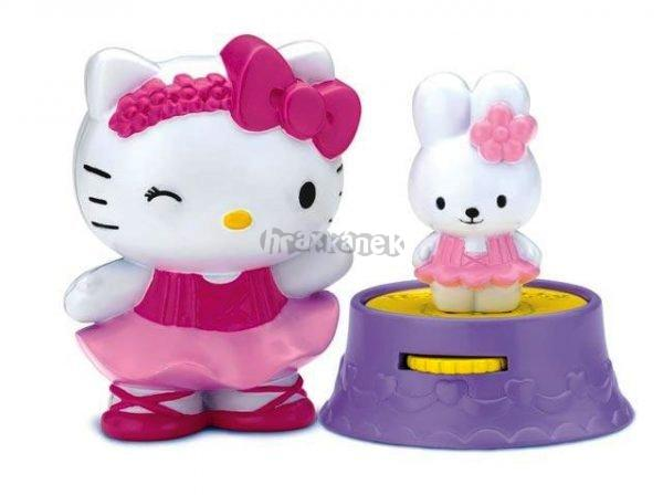 HELLO KITTY Balerína - taštička