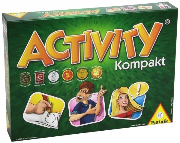 Hra Activity Kompakt 756160 PIATNIK