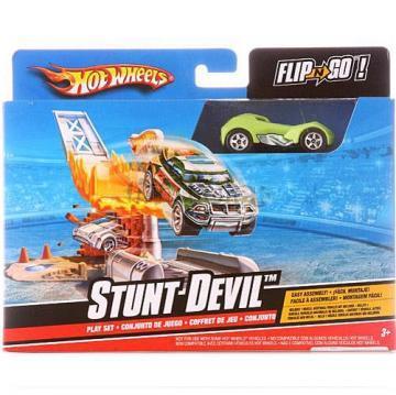 HW Mini Set STUNT DEVIL - Hot Wheels od Mattel M2608