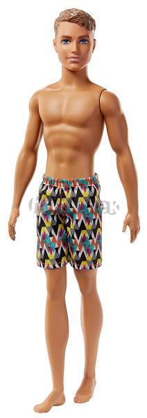 Ken v plavkách - plážový