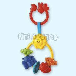 Kousátko aktivní klíčky Fisher Price - Mattel C1507