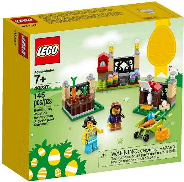 LEGO 40237 Hon za velikonočními vajíčky