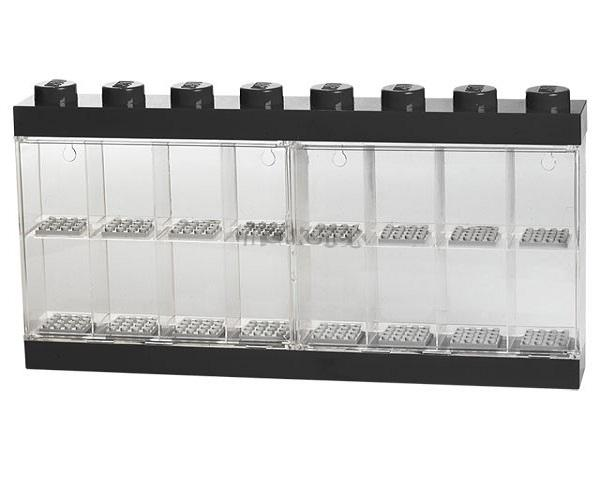 LEGO 4066 Sběratelská skříňka na 16 minifigurek - černá