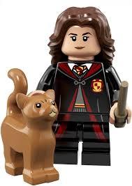 LEGO 71022 minifigurky Harry Potter a Fantastická zvířata - 02. Hermione Granger