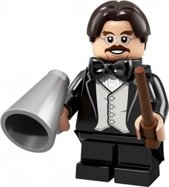 LEGO 71022 minifigurky Harry Potter a Fantastická zvířata - 13. Filius Flitwick