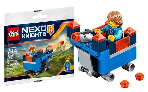 LEGO NEXO Knights 30372 Robinova Minipevnost