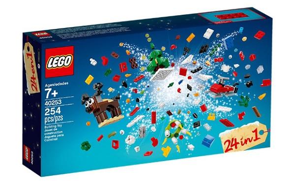 Lego Exklusivní 40223 Vánoční stavění