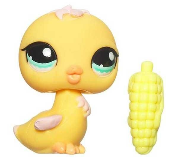 Littles Pet Shop kuřátko #1037