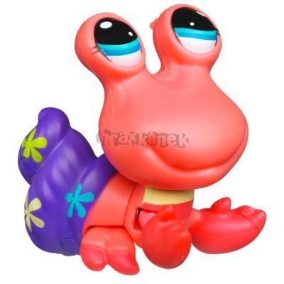 LPS - chodící zvířátka Krab poustevník #2313 - Littlest Pet Shop