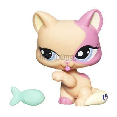 LPS MICKA #1402 - zvířátko - Littlest Pet Shop - HASBRO