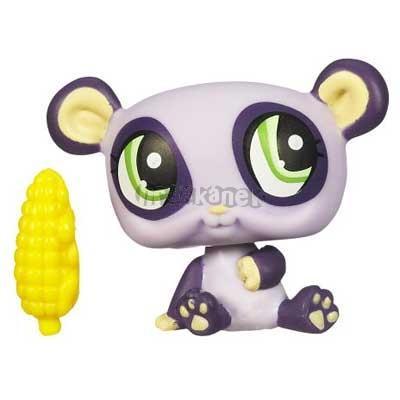 LPS PANDA #1305 - zvířátko - Littlest Pet Shop - HASBRO