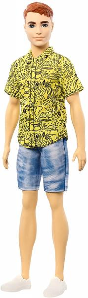 Mattel Barbie Model Ken 139 zrzek