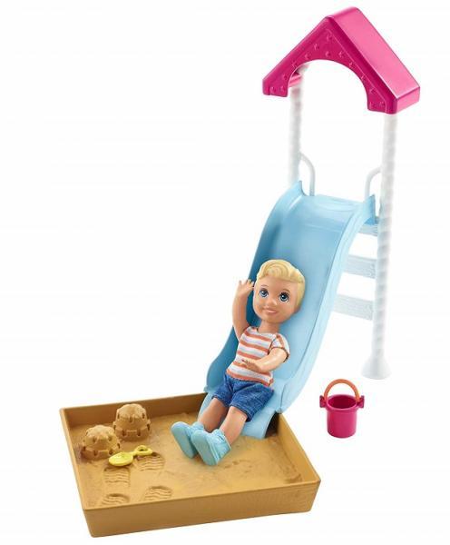 Mattel Barbie PŘÍBĚH Z DENÍKU CHŮVY Pískoviště