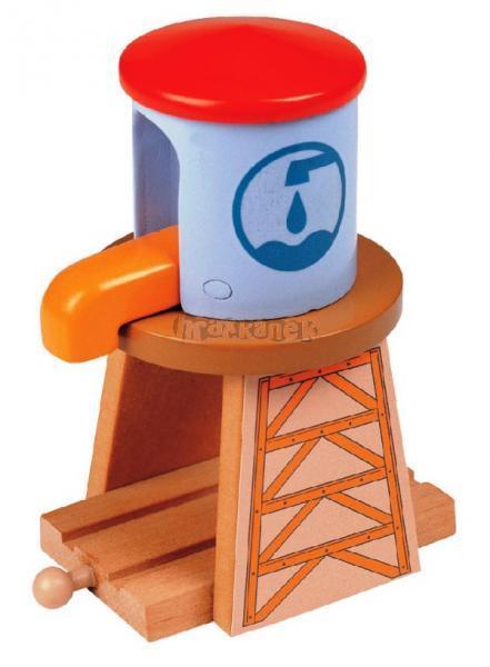 Maxim Vodní věž - dřevěné mašinky