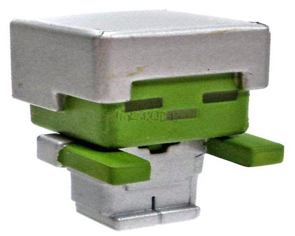 Minecraft Minifigurky 3.série Zombie IRON ARMOR