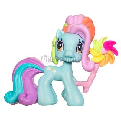 MLP - kolekce malých poníků s doplňkem - RAINBOW DASH - my little Pony