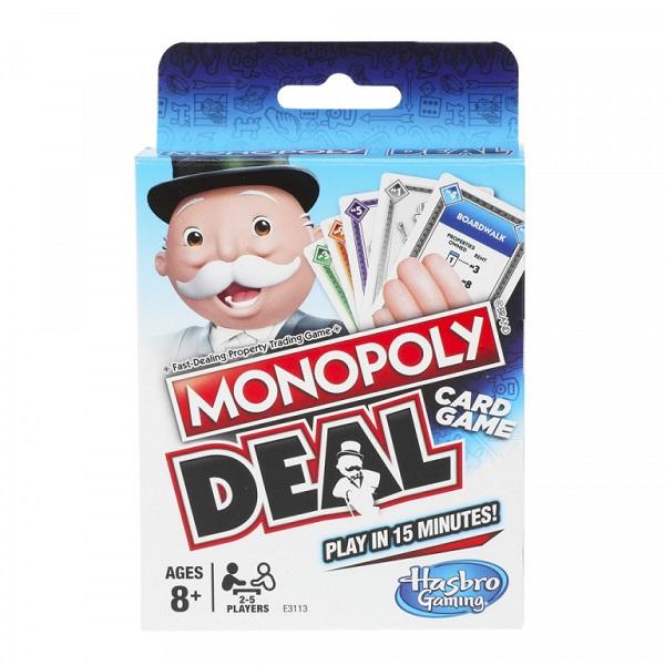 Monopoly Deal CZ/SK