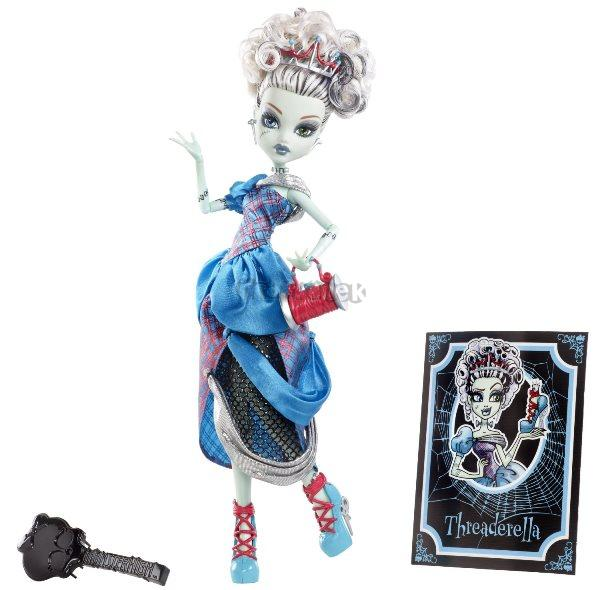Monster High Frankie Stein Exklusiv Threaderella
