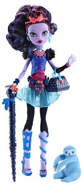 Monster High Jane Boolittle příšerka