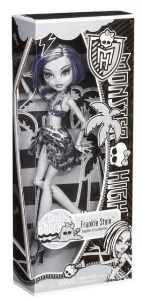 Monster High Příšerka Pátek 13. - Frankie Stein