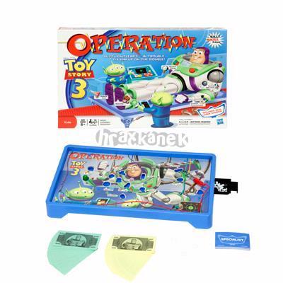OPERACE - Toy Story 3 - HRA od Hasbro