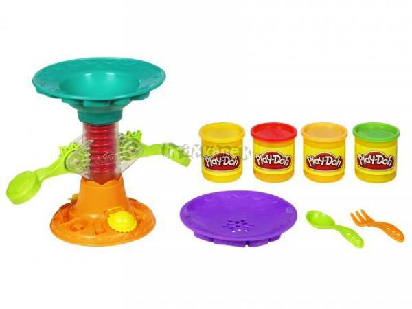 PD Hrací sada na výrobu jídla - špaget - PLAY DOH