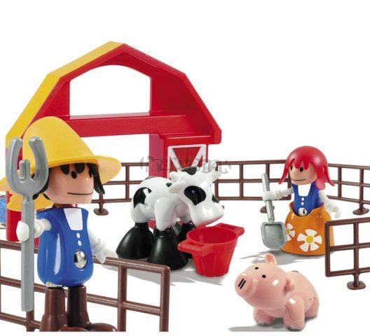 Piccoli Mondi - Farma - velký set-DOPRAVA ZDARMA