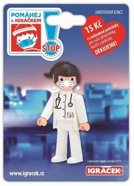 Pomáhej s Igráčkem - doktorka