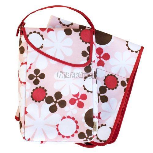 Pouzdro na přebalovací potřeby - Pink Blossom - JJ COLE